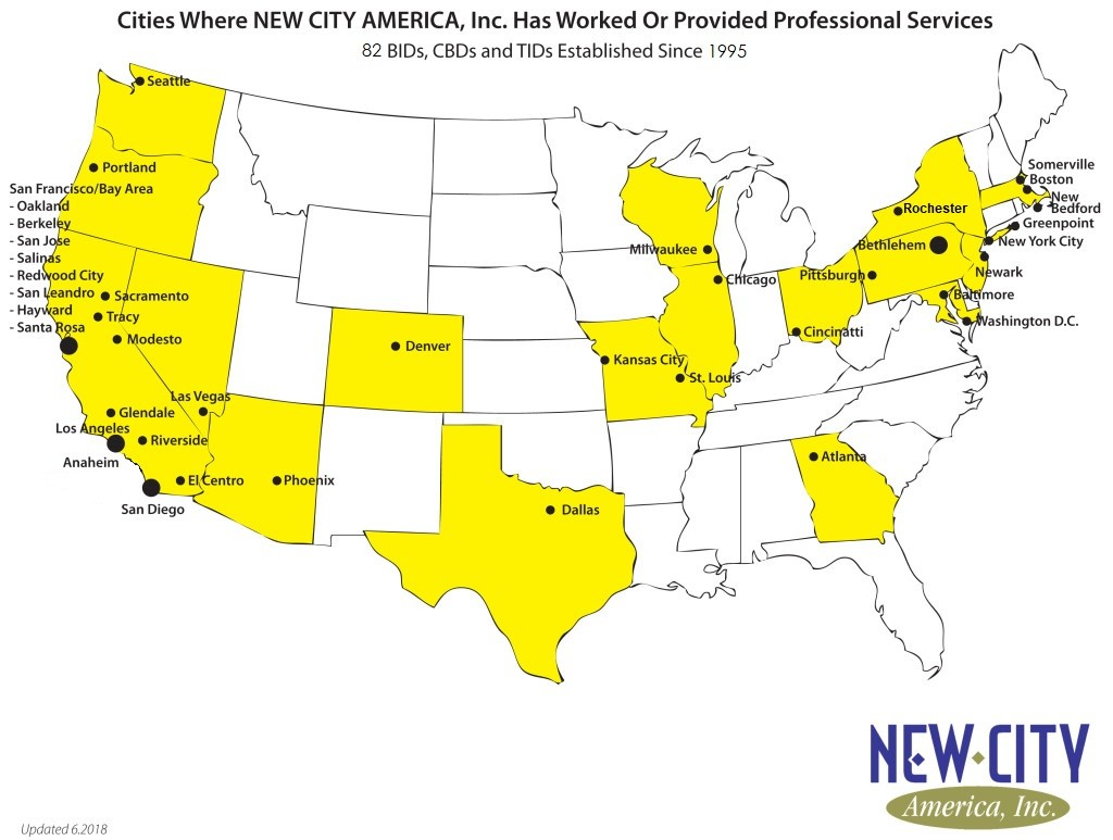 Services Map NCA